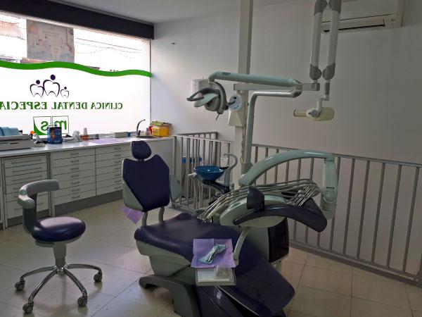 Clínica dental Mentrisalud | La Torre | Gabinete