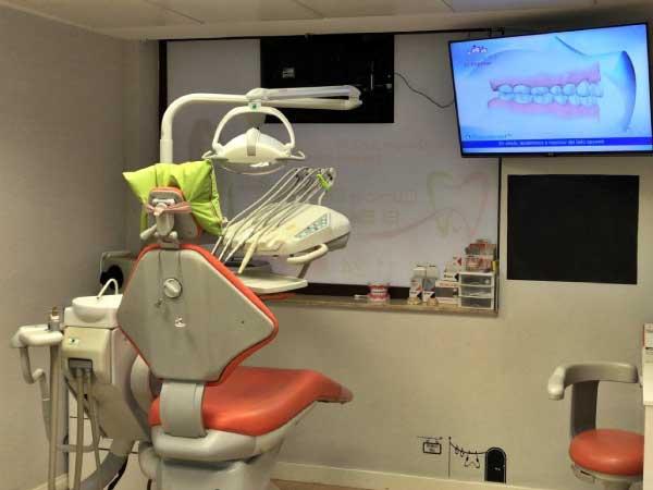 Clínica dental Mentrisalud | El Espinar | Gabinete