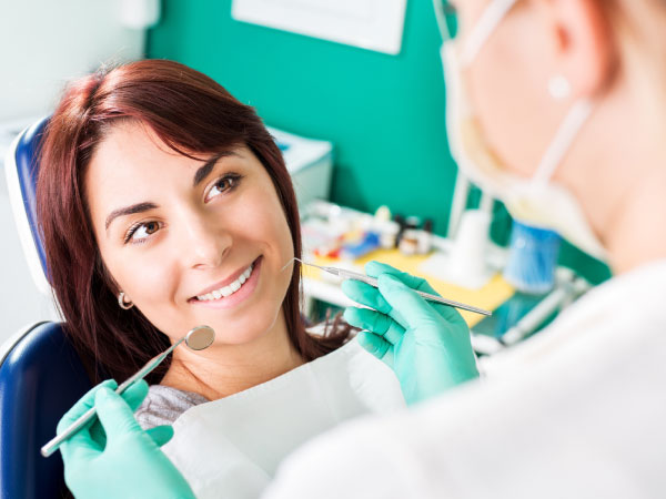 Odontología general y preventiva - Clínica dental Mentrisalud
