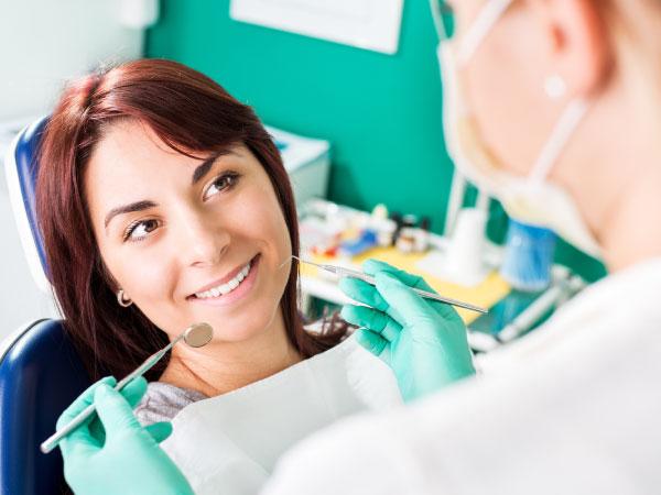Odontología general y preventiva - Clínica dental Mentrisalud