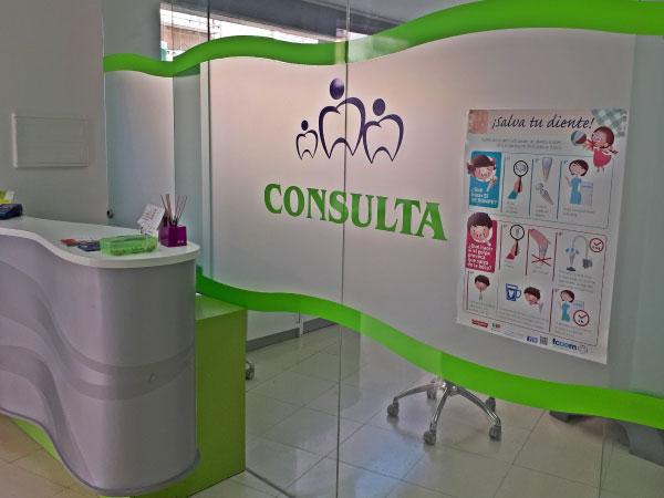 Clínica dental Mentrisalud | La Torre | Recepción