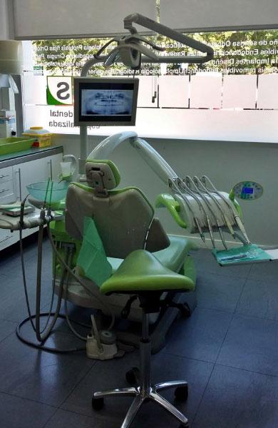 Clínica dental Mentrisalud | Méntrida | Segundo gabinete