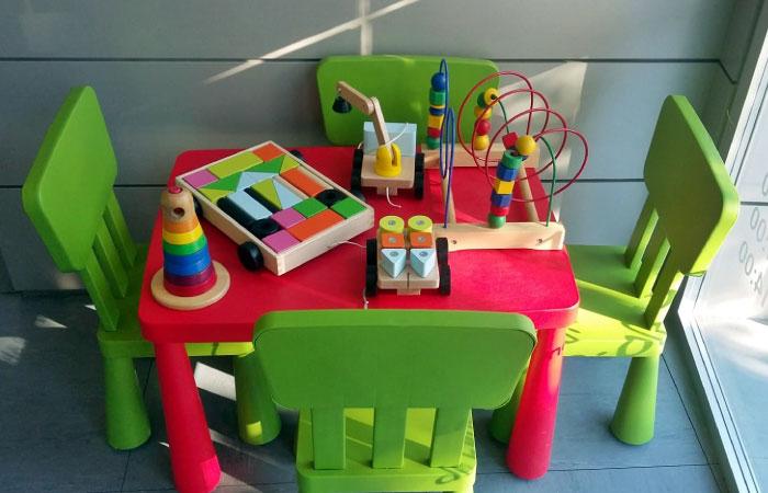 Clínica dental Mentrisalud | Méntrida | Zona infantil