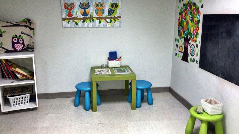 Clínica dental Mentrisalud | El Espinar | Zona infantil