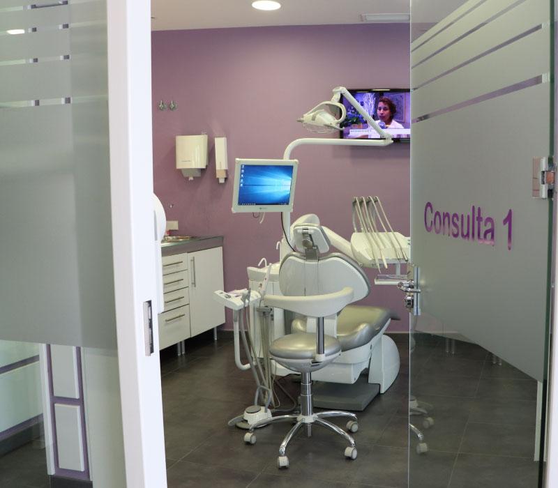 Clínica dental Mentrisalud | Villa del Prado | Gabinete
