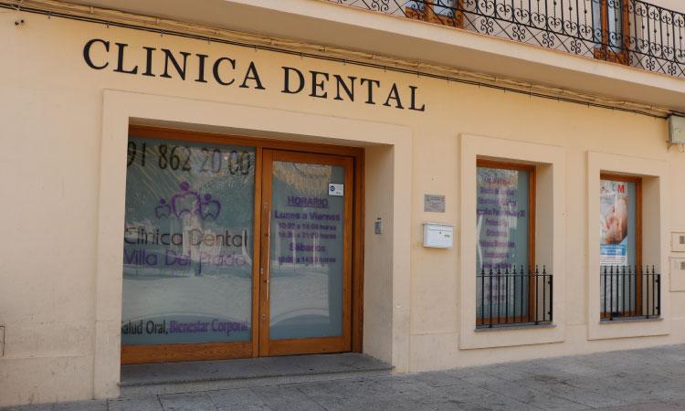 fachada-clinica-dental-mentrisalud-villa-del-prado